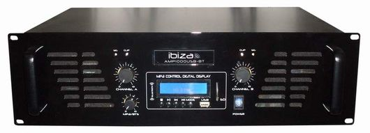 AMP1000USB-BT