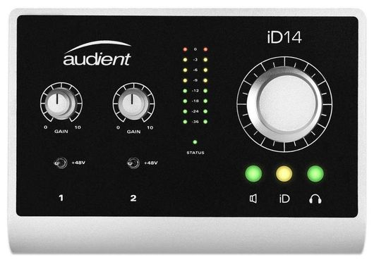 AUDIENT iD14 USB